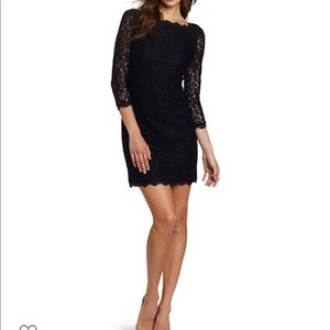 NWT Adrianna Papell lace sheath dress